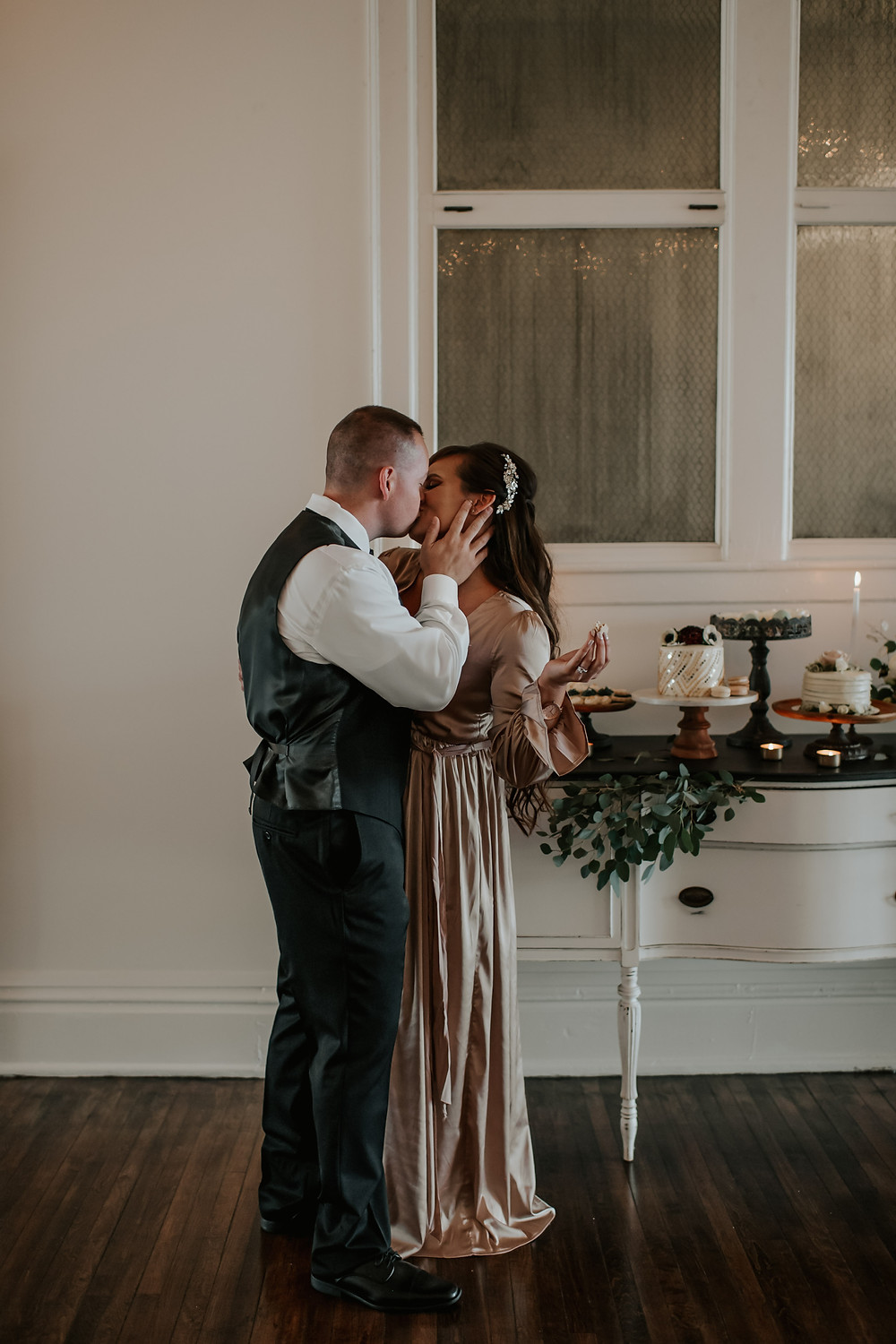 Moody and magical wedding inspiration