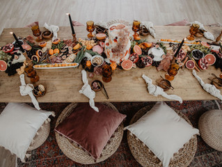 Bohemian Wedding Inspiration at The Highline Rochester