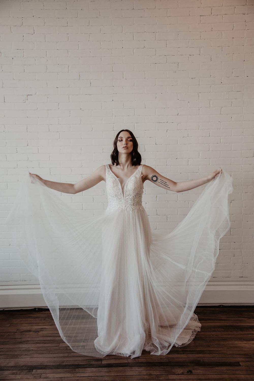 Sweet Hello Bridal Wedding Dress