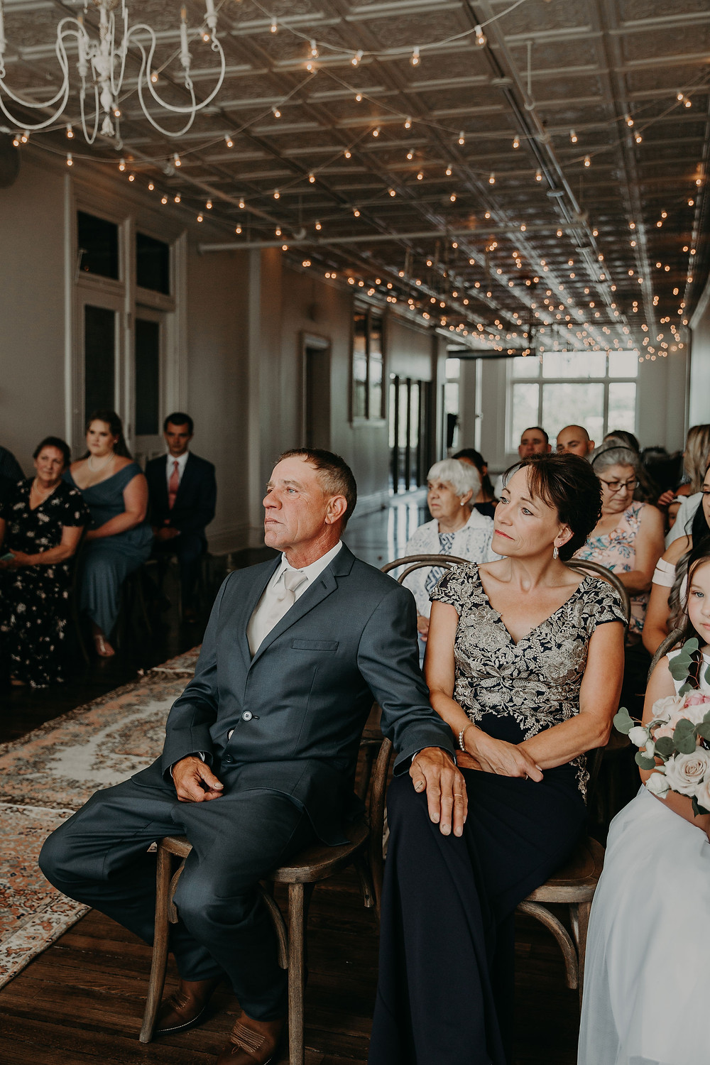 Summer Small Wedding at The Lincoln Loft by Pretty Little Vintage Co.