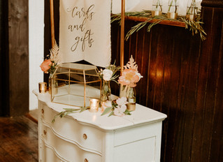 June Pop Up Wedding by Pretty Little Vintage Co in Sackets Harbor, New York