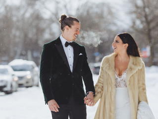 10 Reasons Why We Love Winter Weddings at Pretty Little Vintage Co.