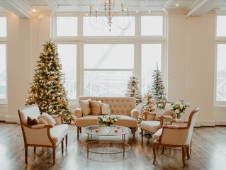 Winter Wonderland Pop Up Wedding at The Lincoln Loft & Studio