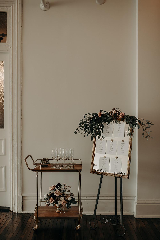 Antique wedding rentals