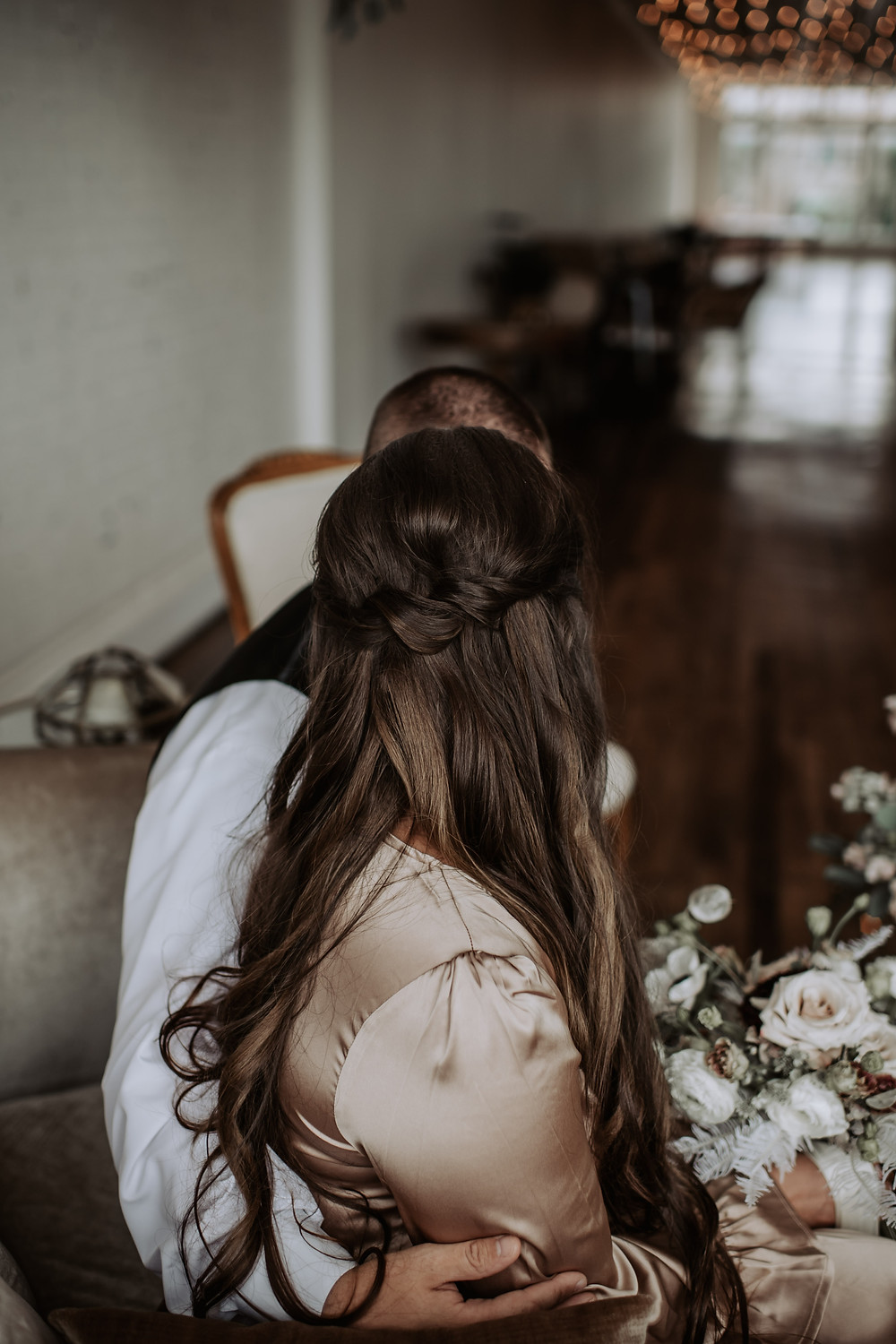 Long wedding hair inspiration