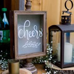 Window Box Pedestal Signs
