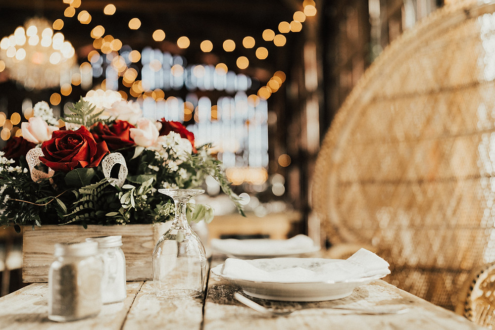 Wedding Sweetheart Table Ideas: Charming Bohemian Gilbertsville Farmhouse Wedding captured by Rachel Liz Photography featured on Pretty Little Vintage Co
