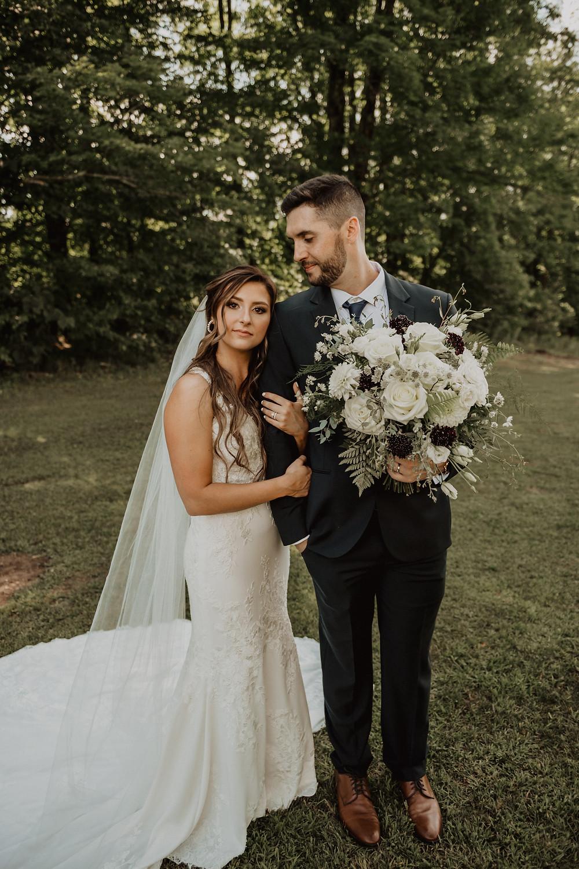 Kimberly Schuldt Photography wedding portrait
