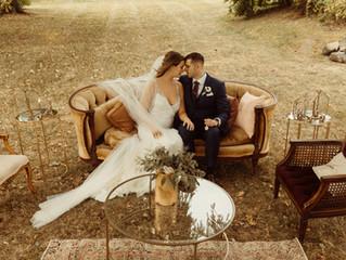 Rustic September Wedding in Skaneateles, New York