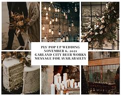 PLV Pop Up Wedding October 262019 Rome N