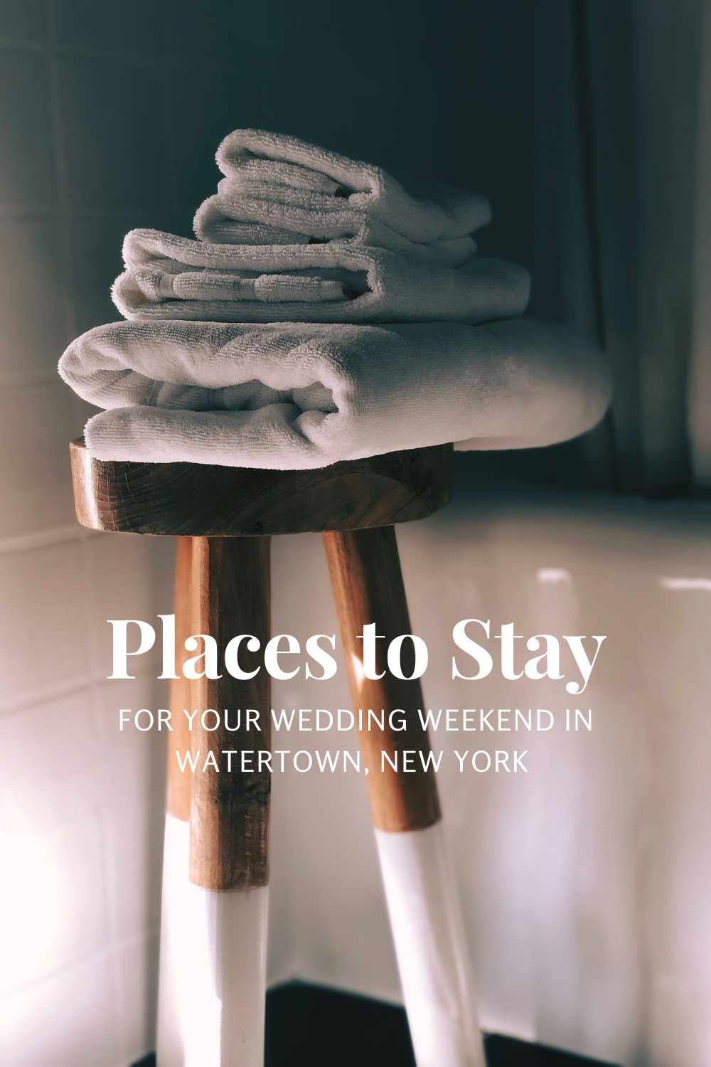 Places to Stay in Watertown, New York for your Wedding Weekend