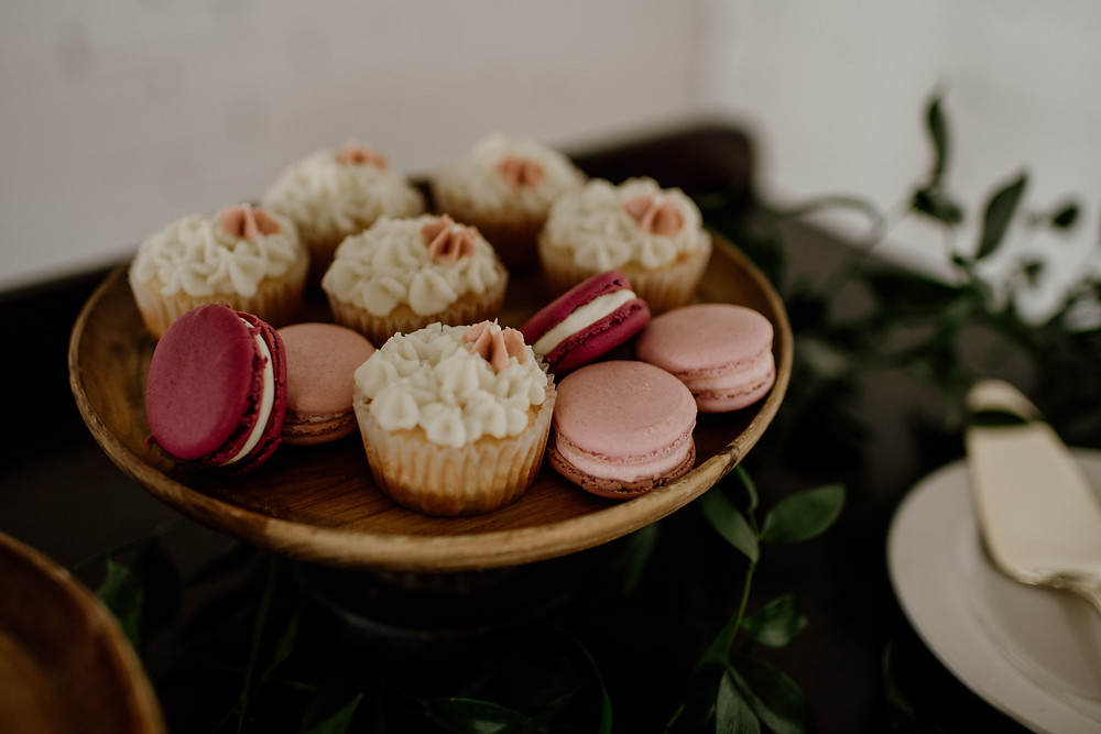 Sweet & Intimate Elopement at The Lincoln Loft by Pretty Little Vintage Co.