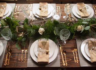 Tips for Designing Your Tablescape