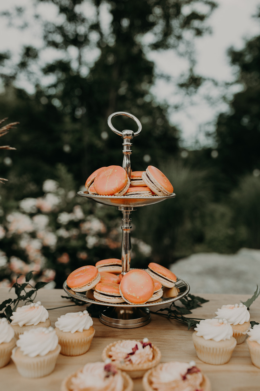 Boho TerraCotta Wedding Styled Shoot at Red Barn 20