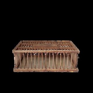 Wooden Coop Table
