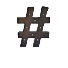 Hashtag Light