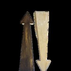 Wooden Arrow Props