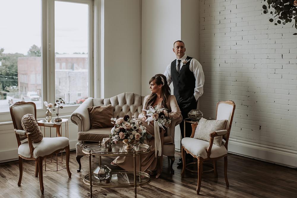 New York vintage wedding rentals