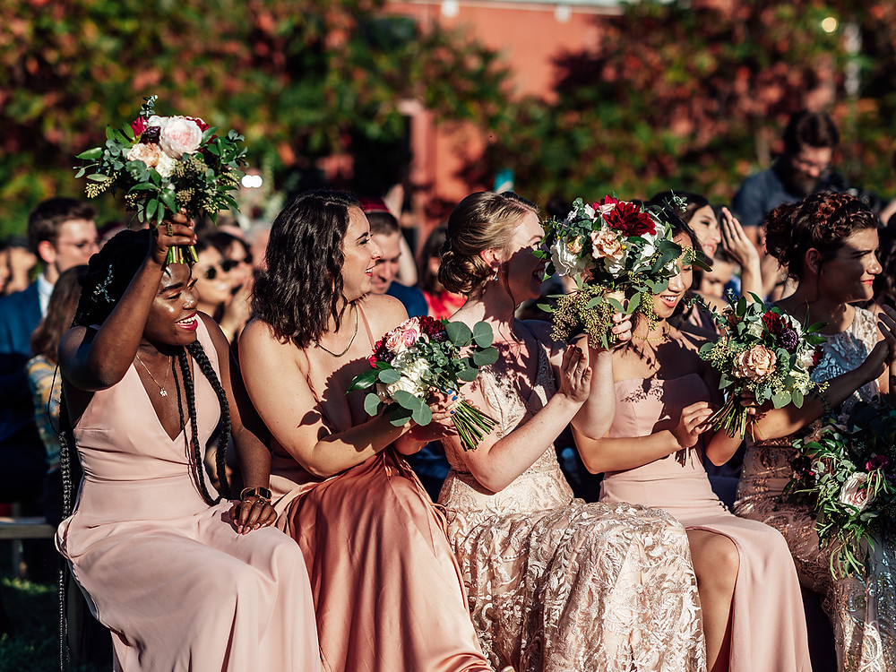 Jessica Manns Photography: Vintage Glam Barn Wedding at The Treman Center