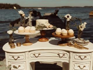 Al Fresco Wellesley Island Wedding on the River