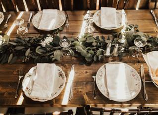 Charming Bohemian Gilbertsville Farmhouse Wedding
