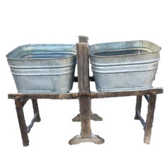 Double Wash Stand Cooler