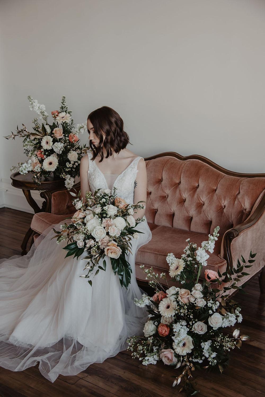 Florals by Vinnie wedding flowers
