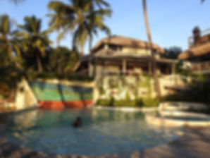 hotel à Icaraï de Amontada inclut dans le séjour kitesurf tout compris