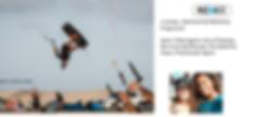 Flat Freestyle progression kite camp with Estefania Rosa