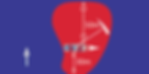 image d'un kitesurfeur et de la zone dégagée avant un saut