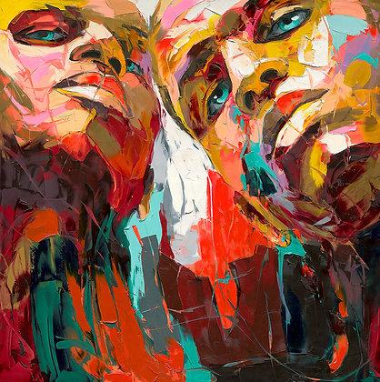 Untitled 513 | 160 x 160 cm