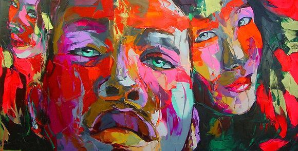 Untitled 489 | 97 x 195 cm