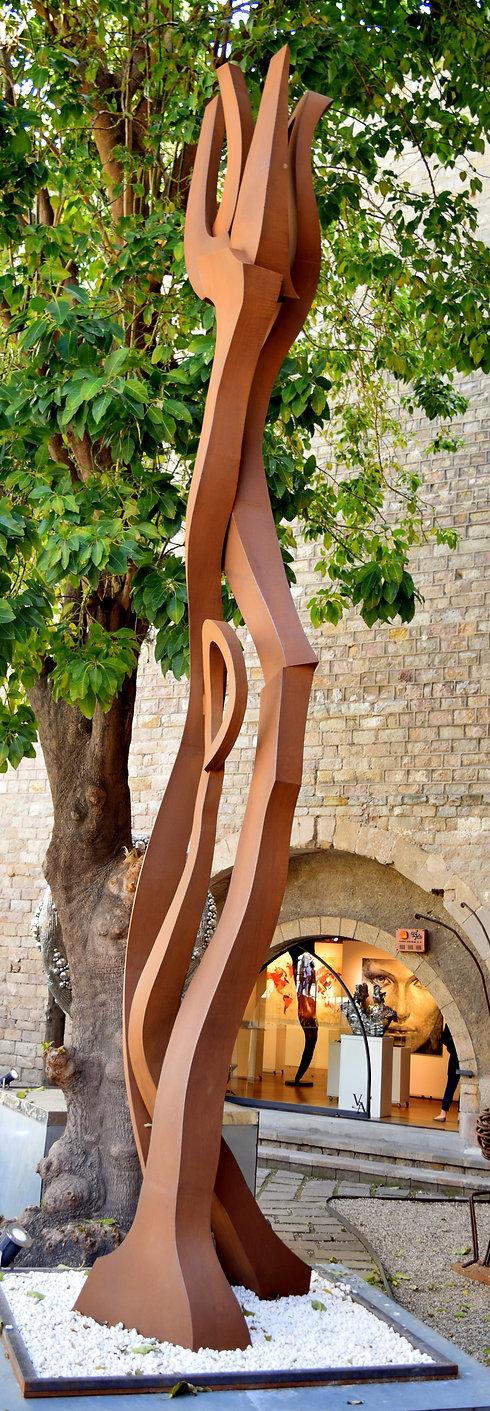 Villa del Arte Galleries_Josep Plandiura_Gest
