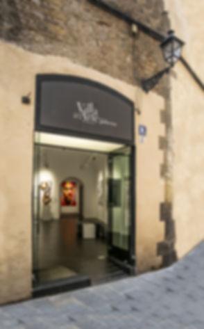Espacio Villa del Arte Barcelona_Recepción