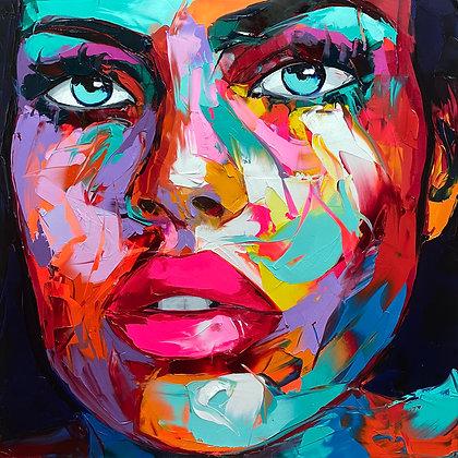Valentina | 100 x 100 cm