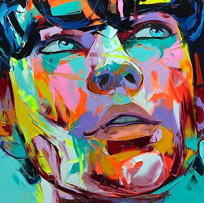 Edouardo | 100 x 100 cm