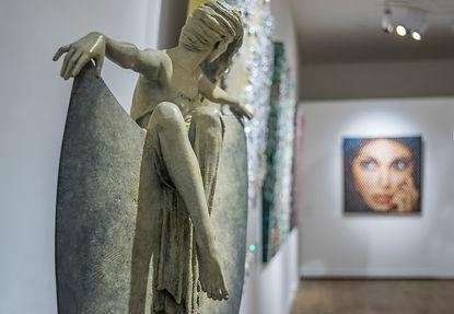 Michael James Talbot, Grace - Villa del Arte Amsterdam