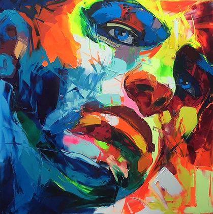 Untitled 730 | 120 x 120 cm
