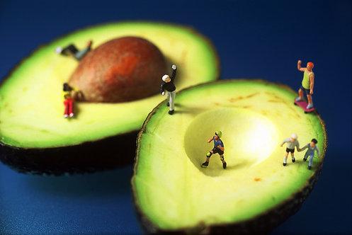Avocado Skating