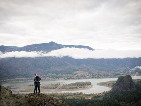 On top of the World, Engagement Session
