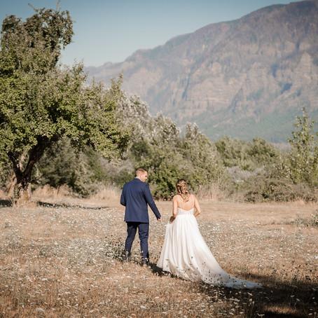 Intimate Wedding at a PNW Hidden Gem