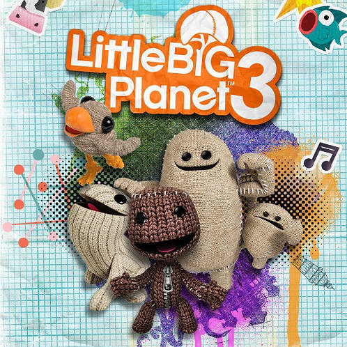 Summer Camp August 17 - August 21 (Little Big Planet/Minecraft/Dreams)