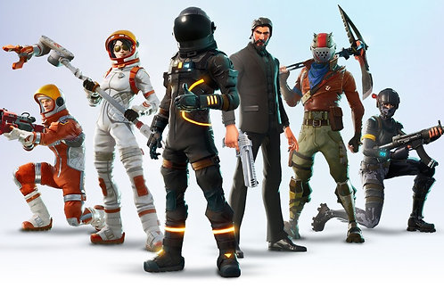 DEPOSIT Summer Camp August 10 - August 14 Fortnite To FPS (Intro To Streamin
