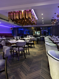 Aurum Restaurant, Essex.