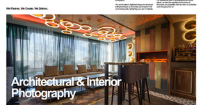Architectural & Interior Photography: New Brochure '18