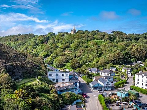 Cornwall Property Photographer