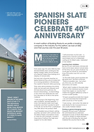 Building Products Magazine September / October 2020 - Property Photographer Oxford