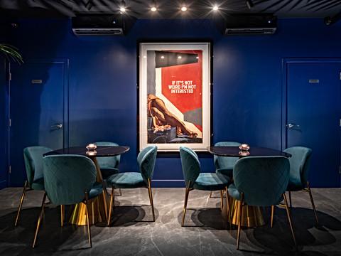 The Hux Hotel - London Property Photographer