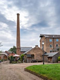 Penyland Barn, Shropshire.