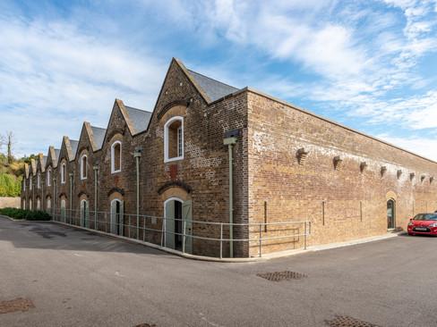 Ordnance Yard, Essex.